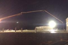 C10 concrete pad 11-6-2014 early pour